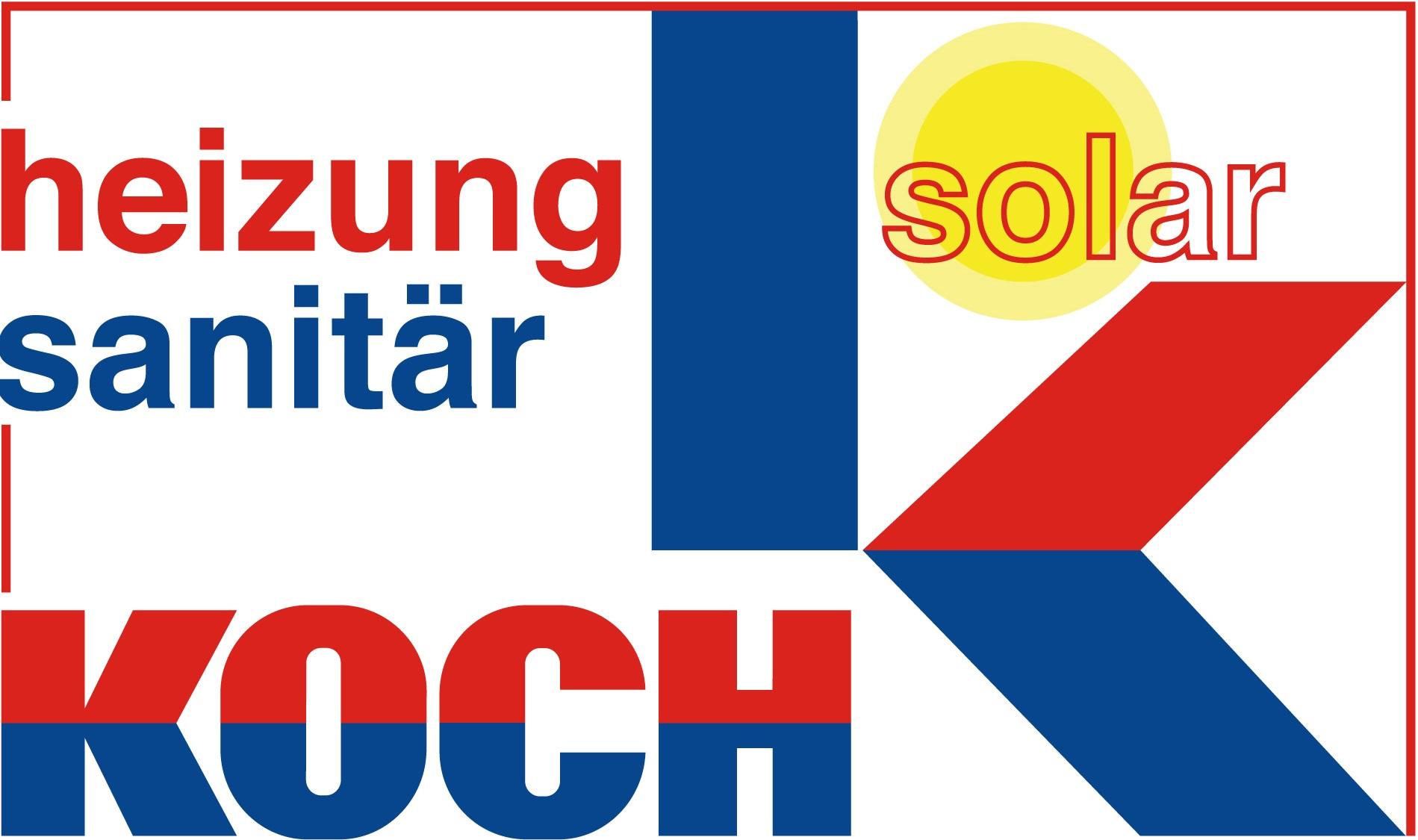 Koch Heizung – Sanitär